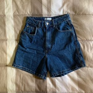 Zara | TRF High Waisted Shorts